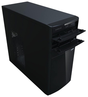 Корпус PowerCool S6815BK 500W